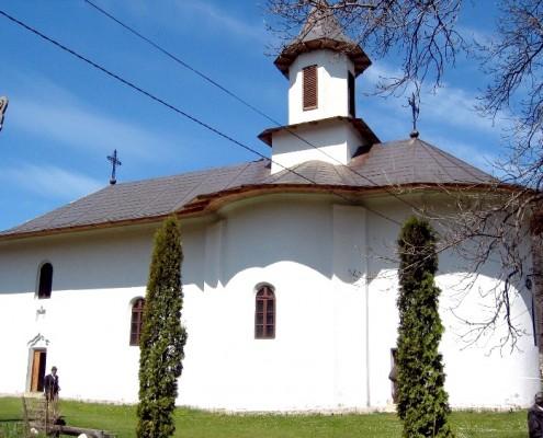 Mănăstirea Soveja