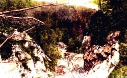 Cale Ferata Forestiera in Cheile Tisiței