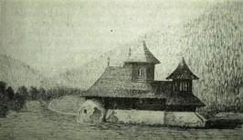 Schitul Lepsa – in secolul al XVIII-lea